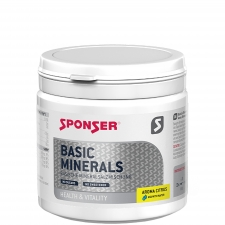 Sponser Basic Minerals